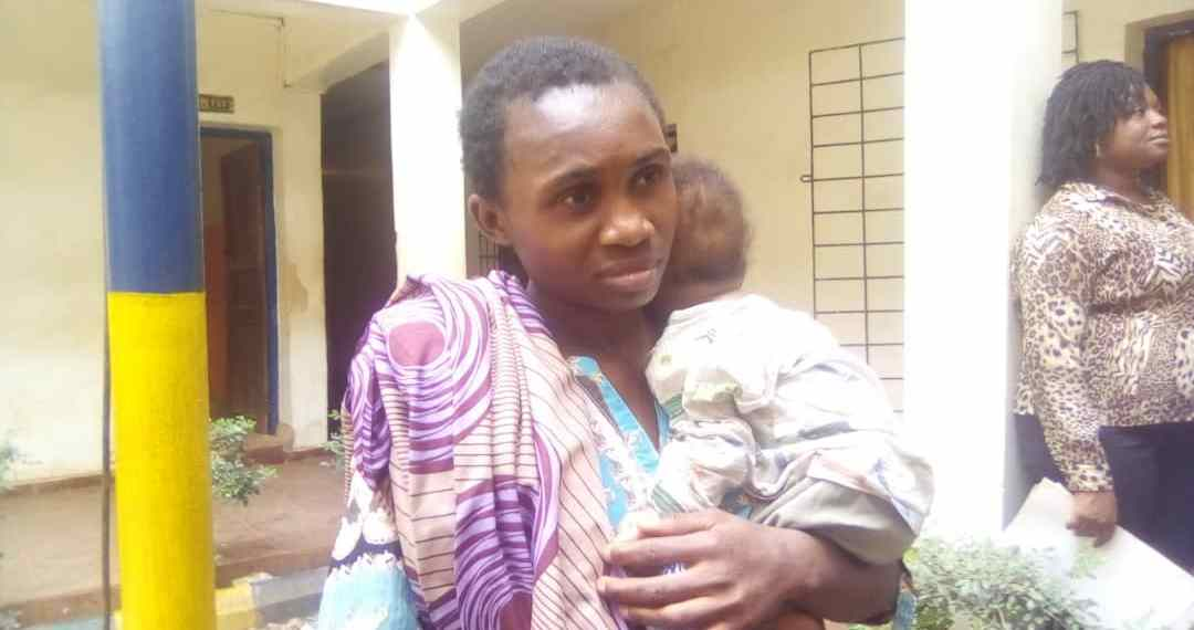 Commercial Sεx Worker Arrested For Attempting To Sell Her Baby For N40,000 In Ebonyi 1