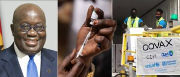 Ghana Becomes First Country To Receive COVID-19 Vaccine Through WHO's COVAX Program 26