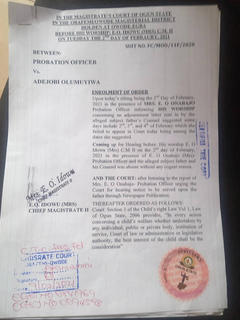 Police PPRO, Muyiwa Adejobi Accused Of Impregnating A Lady, Denying Child's Paternity 3