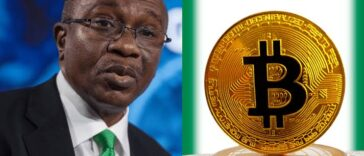 """Cryptocurrency Was Created Out Of Thin Air In Dark World"" - CBN Governor, Godwin Emefiele 26"