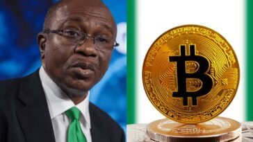 """Cryptocurrency Was Created Out Of Thin Air In Dark World"" - CBN Governor, Godwin Emefiele 1"