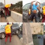 Driver Knocks Policeman Off A Bridge While Trying To Escape LASTMA Officials [Video] 27
