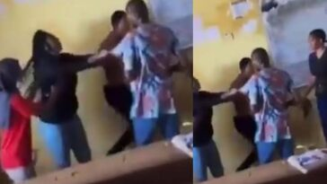 Edo Student Fights And Tears Lecturer's Shirt For Not Allowing Her To Write An Exam [Video] 10