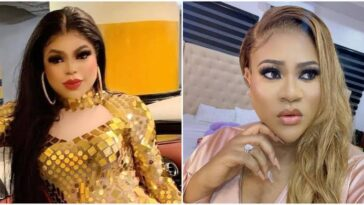 Bobrisky And Nkechi Blessing Fights Dirty On Instagram Over 'Tattoo Issues' 11