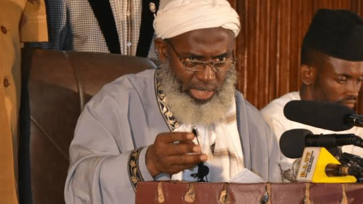 Nigerians Must Stop Addressing Bandits As Criminals – Sheikh Gumi Warns 1