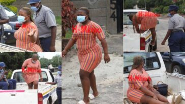 """He Invited Me For Sεx"" - Says Curvy Woman Caught Sleeping With 13-Year-Old Boy [Photos] 4"