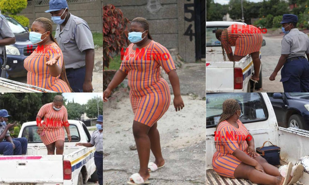 """""""He Invited Me For Sεx"""" - Says Curvy Woman Caught Sleeping With 13-Year-Old Boy [Photos] 1"""