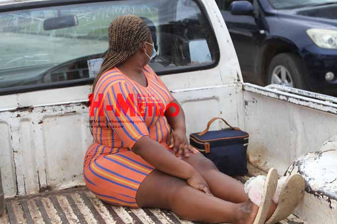 """""""He Invited Me For Sεx"""" - Says Curvy Woman Caught Sleeping With 13-Year-Old Boy [Photos] 5"""