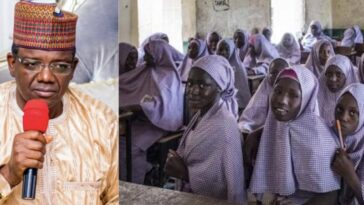 Security Men Are Pursuing Abductors Of Jangebe Schoolgirls - Zamfara Government 10