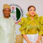 Tonto Dikeh Becomes Peace Ambassador For Nigerian Christian Pilgrim Commission 12