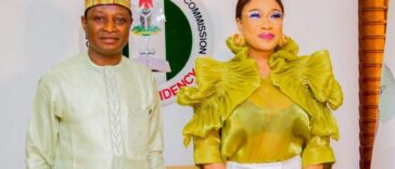 Tonto Dikeh Becomes Peace Ambassador For Nigerian Christian Pilgrim Commission 24