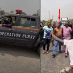 Pandemonium As Security Operatives Attempts To Arrest Sunday Igboho [Video] 27
