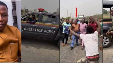 Pandemonium As Security Operatives Attempts To Arrest Sunday Igboho [Video] 3