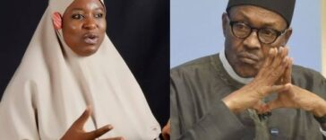 Buhari's Words Are Meaningless, His Body Language Enables Terrorists - Aisha Yesufu 28