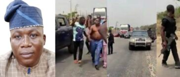 DSS Breaks Silence On Attempt To Arrest Yoruba Activist, Sunday Igboho 26