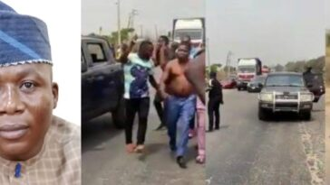 DSS Breaks Silence On Attempt To Arrest Yoruba Activist, Sunday Igboho 12