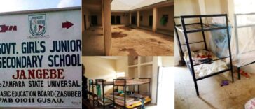 Seven Of 317 Abducted Jangebe Schoolgirls Escape From Their Abductors In Zamfara 26