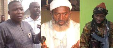 """Police Should First Arrest Sheikh Gumi And Shekau Before Disturbing Me"" - Sunday Igboho 25"