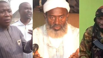 """Police Should First Arrest Sheikh Gumi And Shekau Before Disturbing Me"" - Sunday Igboho 14"