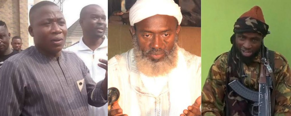 """Police Should First Arrest Sheikh Gumi And Shekau Before Disturbing Me"" - Sunday Igboho 1"