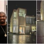 Music Mogul, Don Jazzy Show Off His Newly Acquired Mansion, Dad Celebrates [Photos] 28