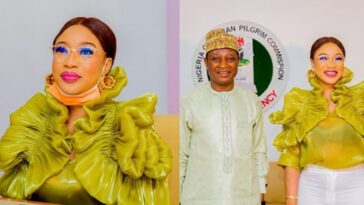 """I Take The Fall"" - Tonto Dikeh Reacts As NCPC Denies Appointing Her Peace Ambassador 8"