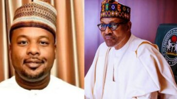DSS Arrests Ganduje's Aide, Dawisu For Demanding Buhari's Resignation Over Insecurity 6