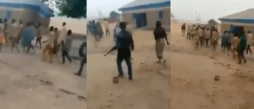 Niger Government Rescues Abducted Kagara Schoolboys, Freed Students Returns Home [Video] 27