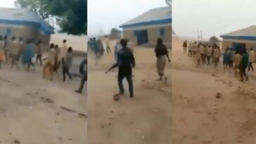 Niger Government Rescues Abducted Kagara Schoolboys, Freed Students Returns Home [Video] 5