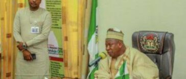 Governor Ganduje Sacks His Media Aide, Dawisu For Criticising President Buhari, APC 25