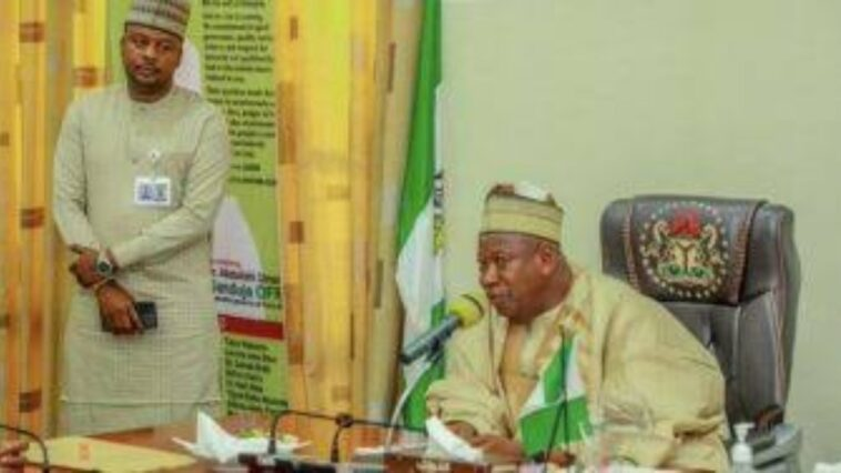 Governor Ganduje Sacks His Media Aide, Dawisu For Criticising President Buhari, APC 2