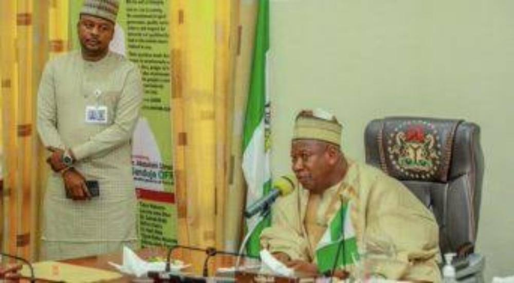 Governor Ganduje Sacks His Media Aide, Dawisu For Criticising President  Buhari, APC | Kanyi Daily News