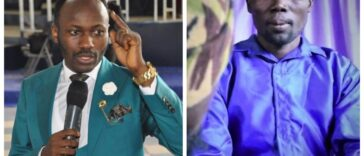 Apostle Suleman Begs Boko Haram Not To Kill Abducted Borno Pastor, Bulus Yikura 26