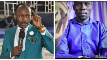 Apostle Suleman Begs Boko Haram Not To Kill Abducted Borno Pastor, Bulus Yikura 12