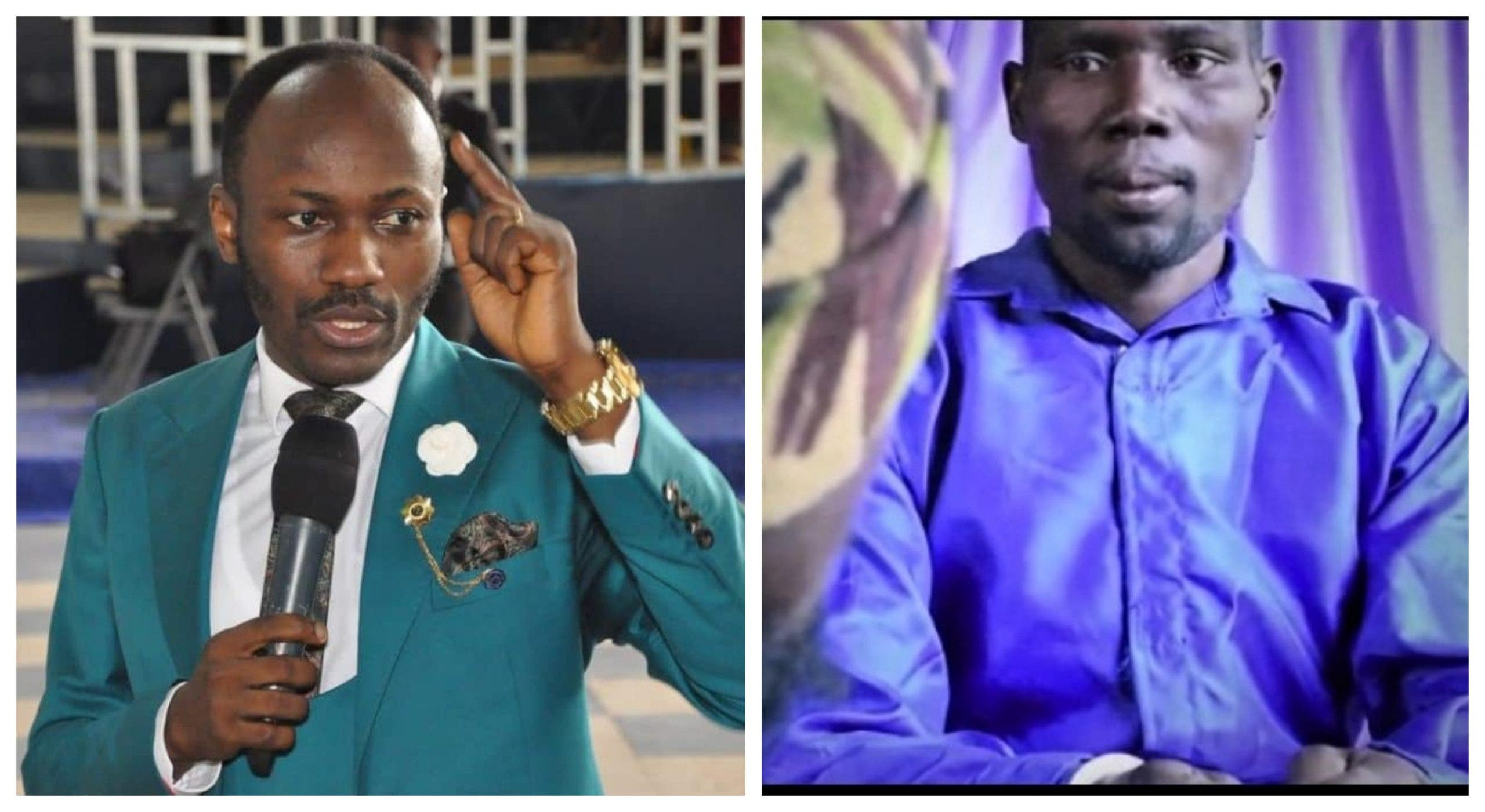 Apostle Suleman Begs Boko Haram Not To Kill Abducted Borno Pastor, Bulus Yikura 1