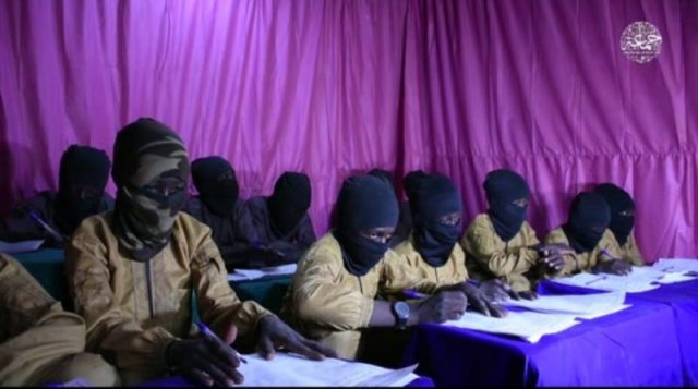 Boko Haram Releases Video Of Children Undergoing Combat Training In A Camp [Photos] 2