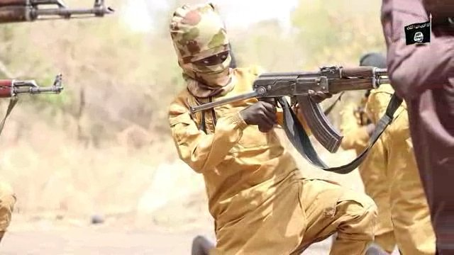 Boko Haram Releases Video Of Children Undergoing Combat Training In A Camp [Photos] 5