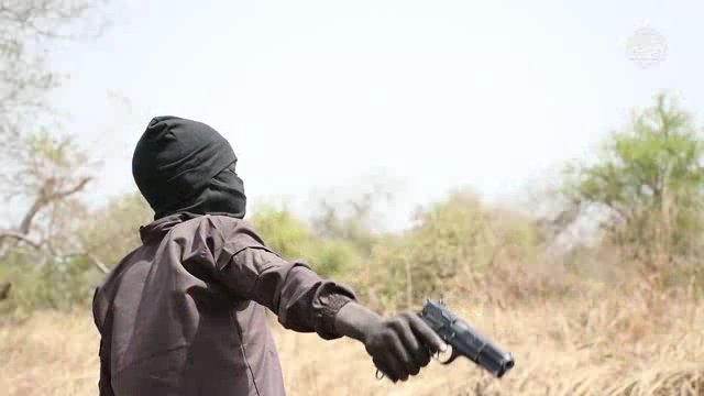 Boko Haram Releases Video Of Children Undergoing Combat Training In A Camp [Photos] 6