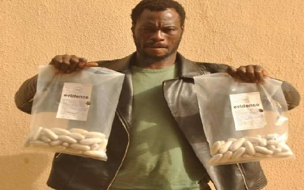 Nigerian Drug Trafficker Caught With N1 Billion Worth Of Cocaine In Sokoto 1