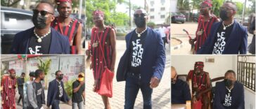 Drama As Omoyele Sowore Storms Abuja Court With A 'Native Doctor' [Photos] 26