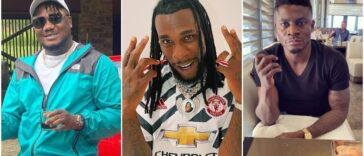Rapper CDQ Asks Burna Boy To Apologize For Disrespecting Obafemi Martins [Video] 26