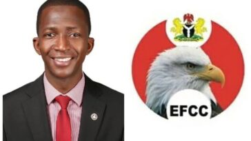 Stop Sending Congratulatory Messages To Abdulrasheed Bawa – EFCC Warns Nigerians 8