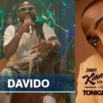 Davido Performs His Hit Singles 'Assurance' And 'Jowo' On Jimmy Kimmel Live Show [Video] 27
