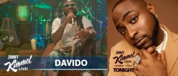 Davido Performs His Hit Singles 'Assurance' And 'Jowo' On Jimmy Kimmel Live Show [Video] 24