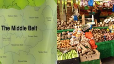 Middle Belt Kicks Against Blockade Of Food Items From North To South 9