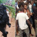 Kogi Youths Beats Pastor To Coma For Refusing To Allow Masquerade Inside church 27