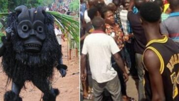 Kogi Youths Beats Pastor To Coma For Refusing To Allow Masquerade Inside church 4