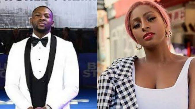 DJ Cuppy Begs Hollywood Director To Feature Her In His Movies, Even If It's Catering 1
