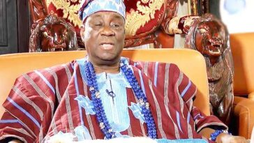 Hoodlums Stole $2m, N17m From My Palace During #EndSARS Protests - Oba Of Lagos 9