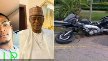 Katsina Business Mogul, Dahiru Mangal Loses His Son In Ghastly Power Bike Accident 12